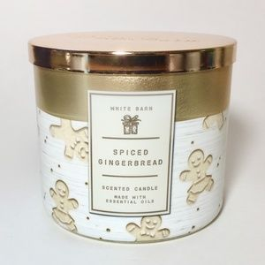 SPICED GINGERBREAD 3 Wick Candle